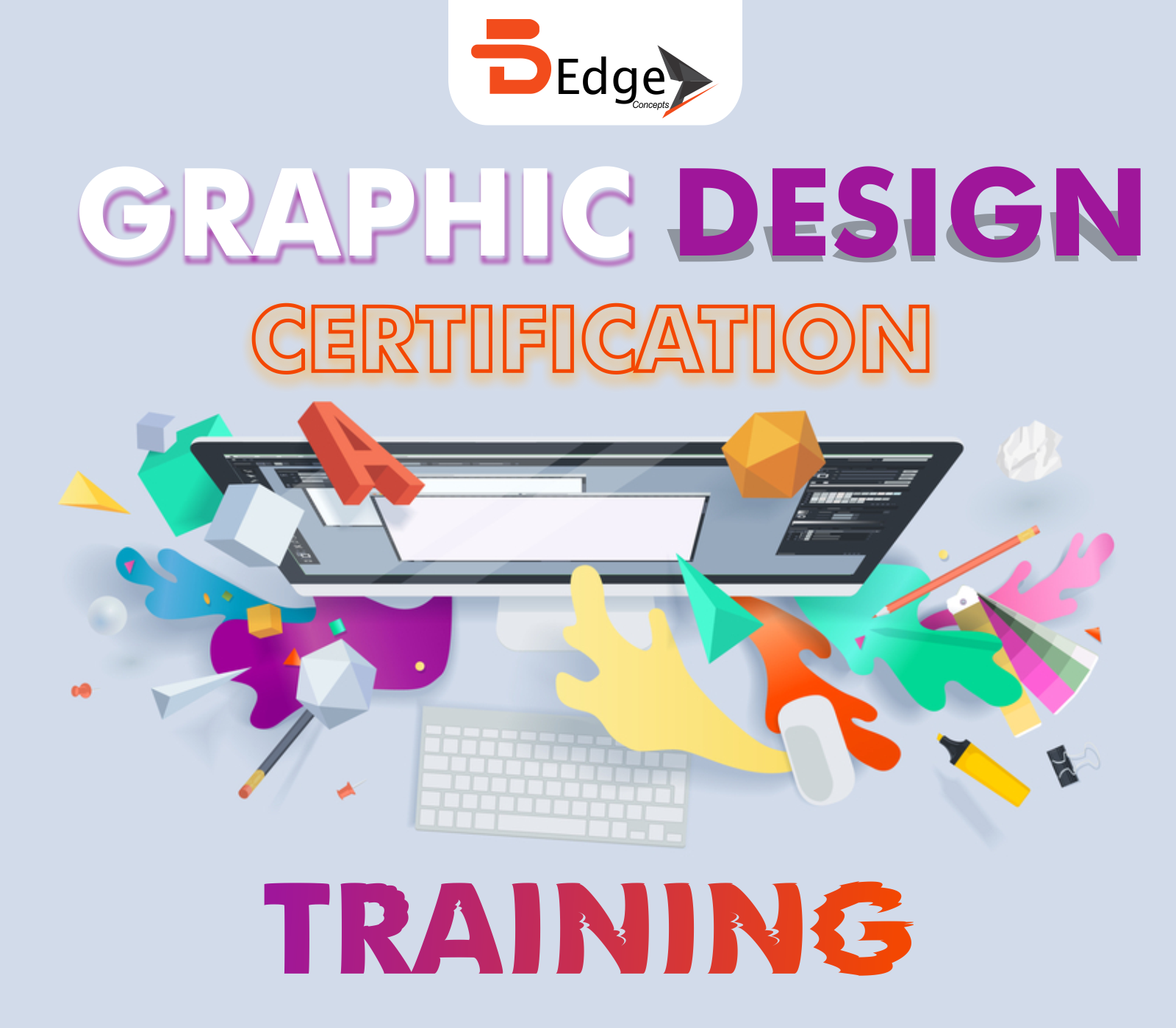 Graphic Design Certification Training