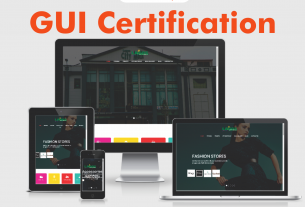 GUI Certification Training