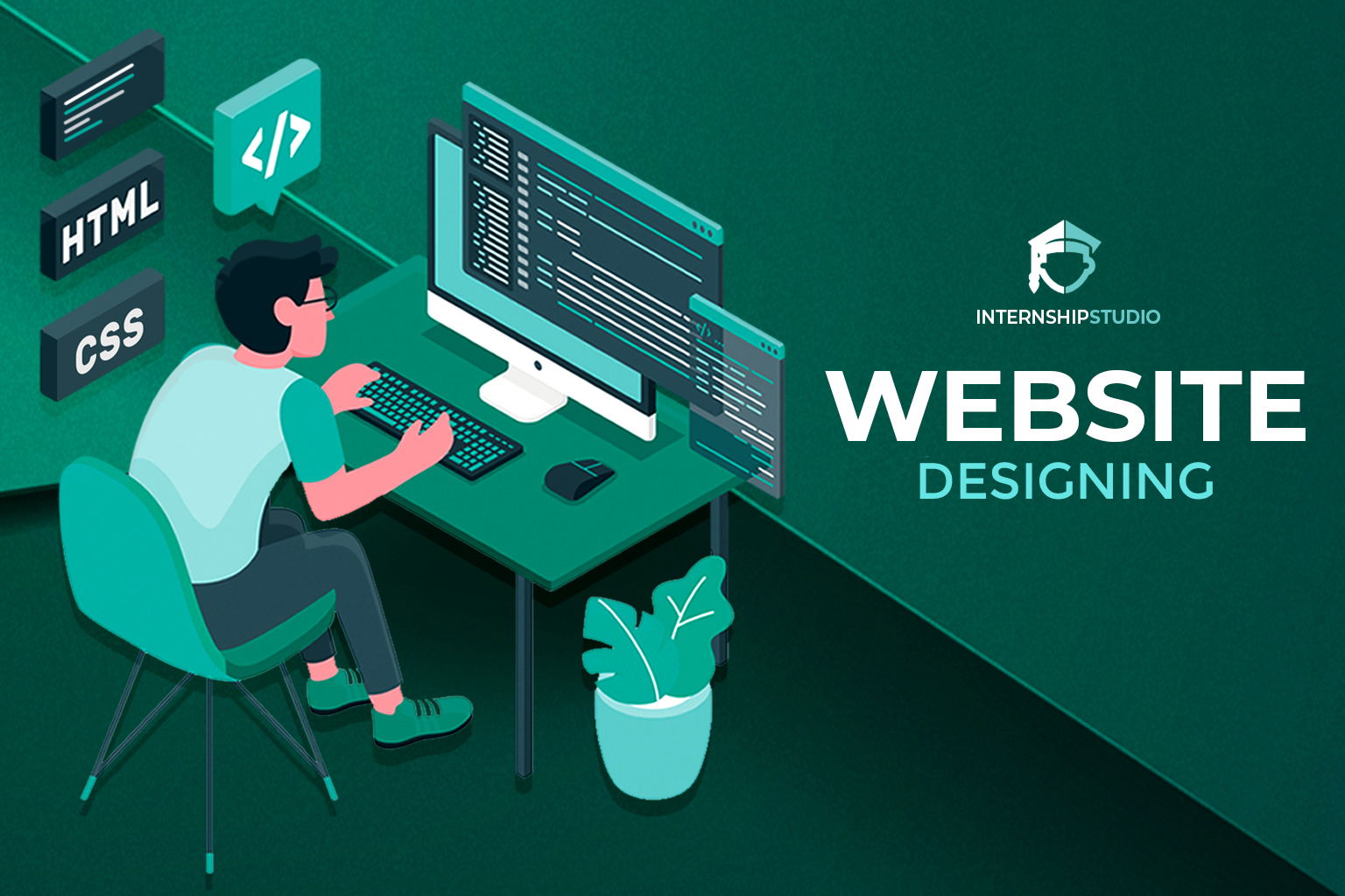 Website Development Training & Internship Program